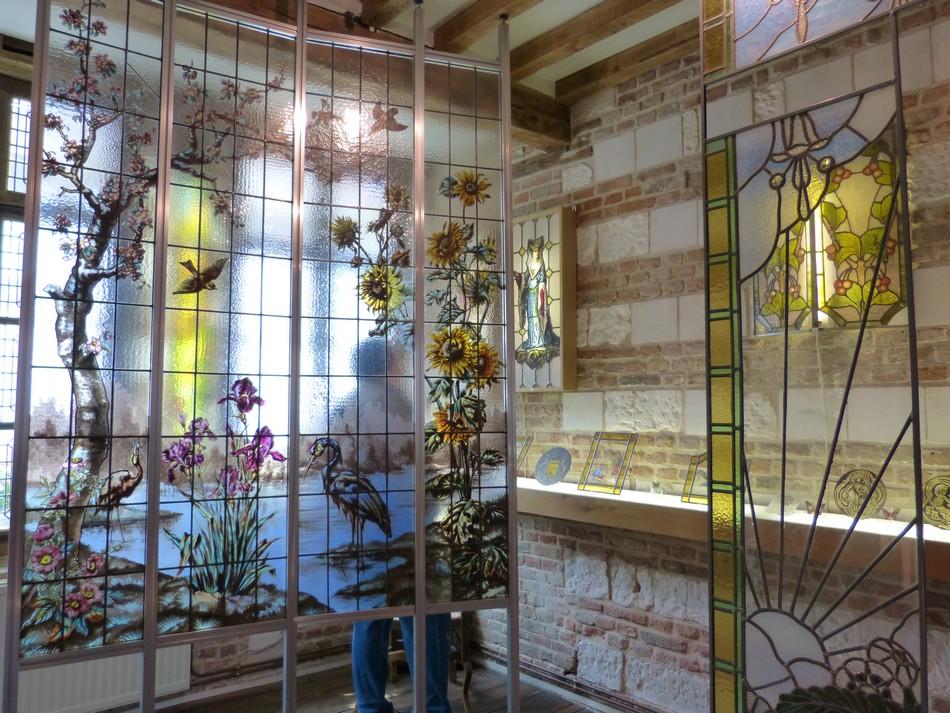 Le Musée du Vitrail (suite)
