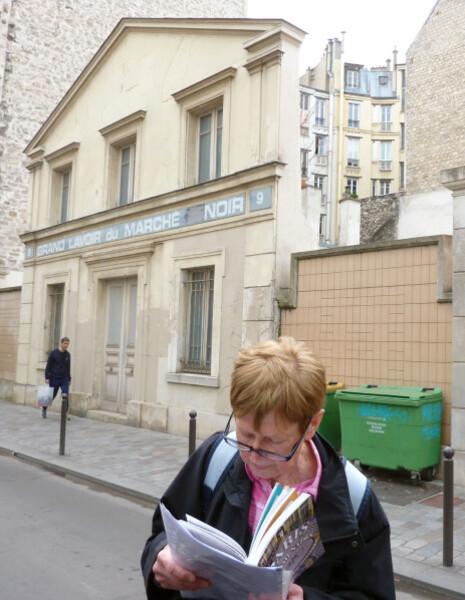 48 - Rue Cotte - Grand Lavoir du Marché Lenoir