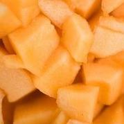 melon dés