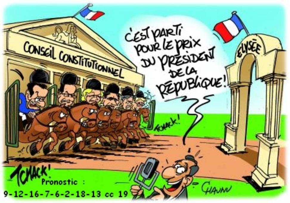 Pronostic du 17/04/17 à Auteuil