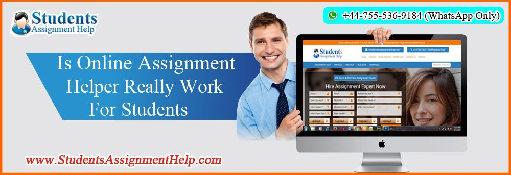 Is Online Assignment Helper Work For Students  Amilie Is Online Assignment Helper Work For Students