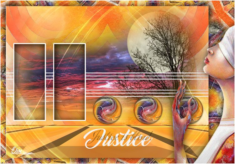 Justice de Estella Fonseca chez Evanescence