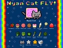 Le NYAN CAT ! ♥
