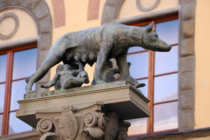 Photos du centre historique de Sienne
