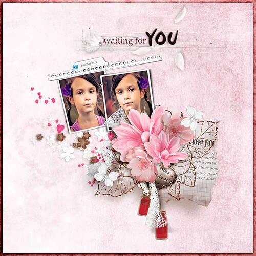 Love With You by dentelle scrap
