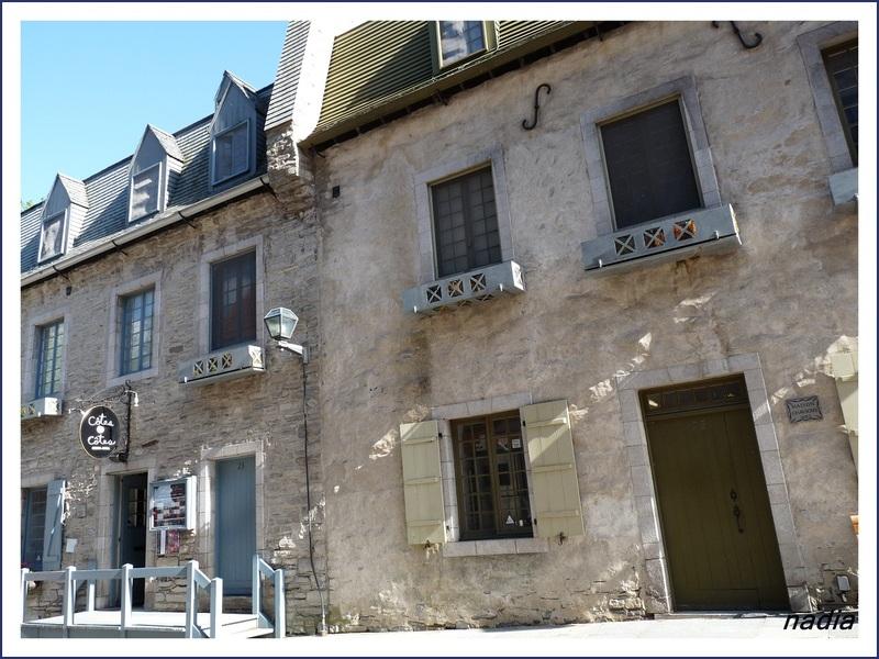 Le vieux Québec, suite.