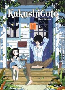 Kôji Kumeta - Kakushigoto Tome 1 : .