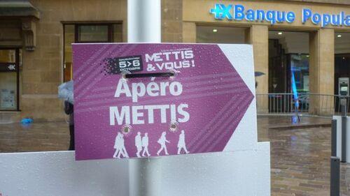 Le Mettis prend l'eau