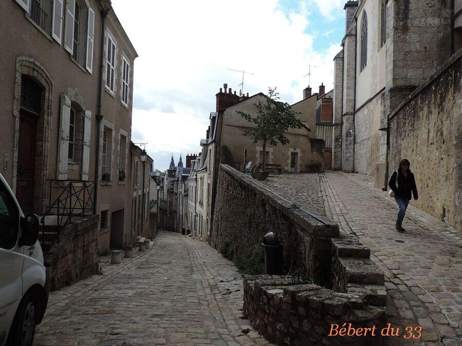 Blois dans le Loir et Cher