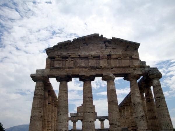 Paestum, Temple de Cérès 3