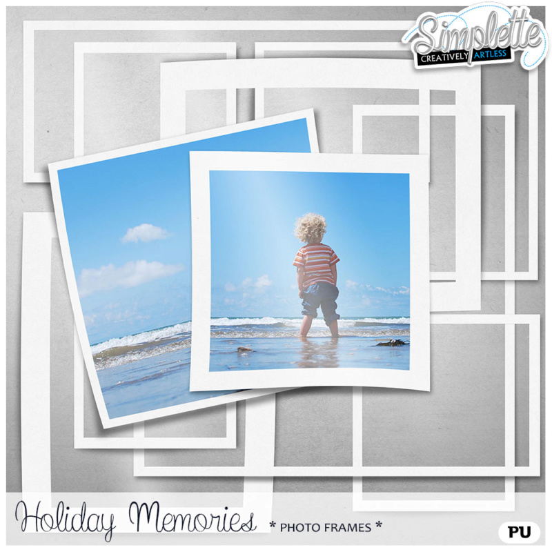 31 août : Holiday Memories Simpl452