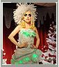 La statue de cire à Blackpool spécial Noël