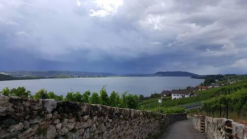 En Suisse le 31 juillet et le 1er aout
