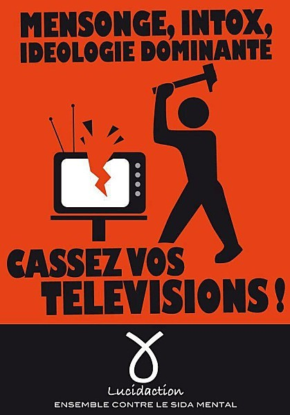 LA TELEVISION : le JT de la RTBF et de RTL-TVI ou comment générer un électro-encéphalogramme plat chez les citoyens ?