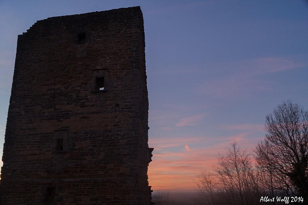Variations autour de la tour