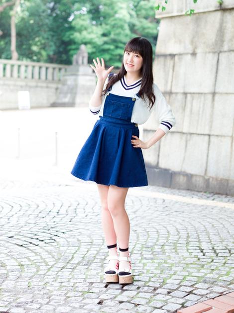 Models Collection : ( [TOKYO IDOL NET] - |2015.07.03| PORTRAIT / Fumika Arai/新井郁花 ( Ultra Girl/ウルトラガール ) )