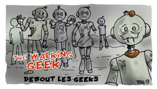 The Walking Geek