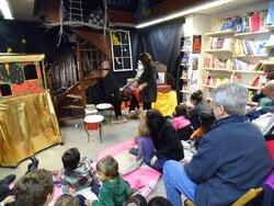 Animation contes le samedi 5 décembre 2015 à Hendaye et Bidart