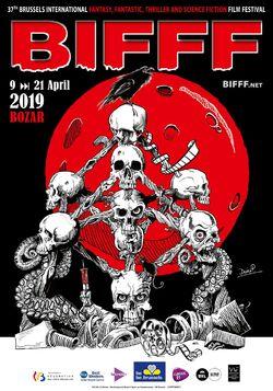 Affiche BIFFF 2019