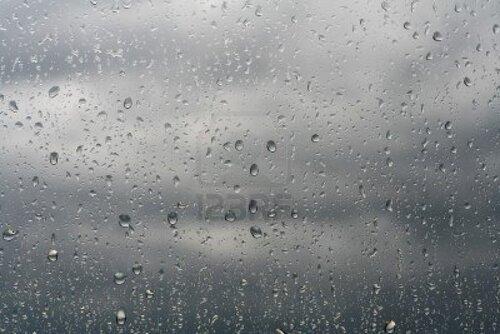 - Laisse la pluie