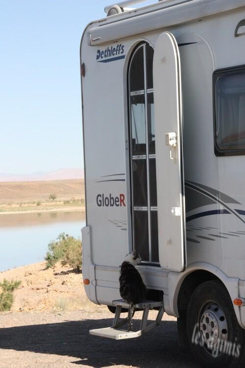 Ouarzazate le lac  2/ 2