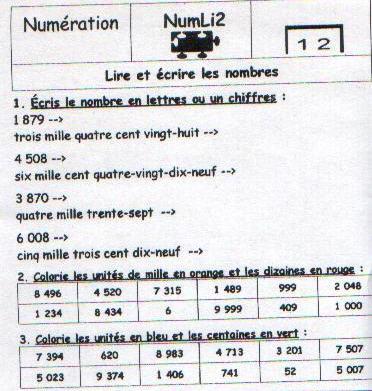"""LE """"MOT"""" D'UN JOUR des CE2"""