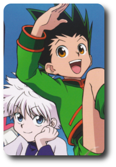 Animé : Hunter X Hunter 2011