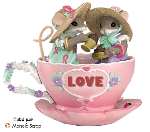 Petite souries St Valentin