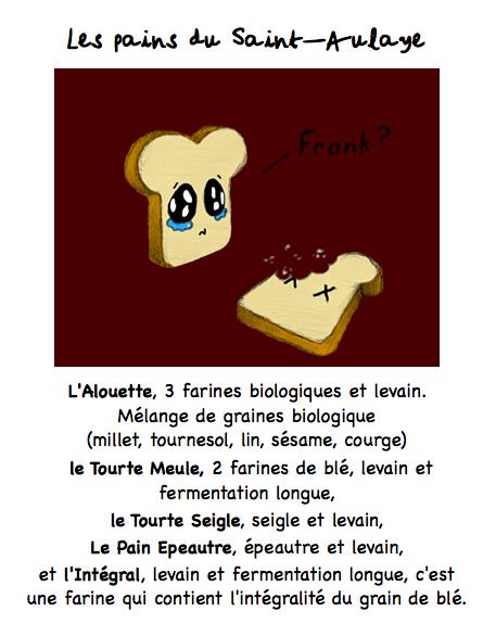 Les Pains du Saint-Aulaye