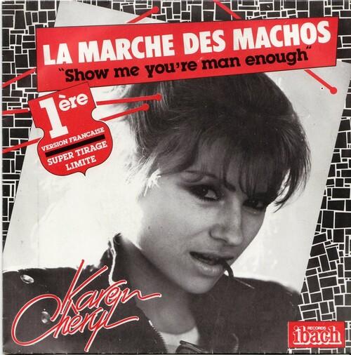 Karen Cheryl - La Marche Des Machos (1980)