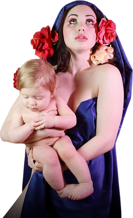 Tubes Femmes/Enfants