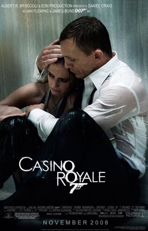 ARNOLD, David - Casino Royale (James Bond 007) (2006)  (Musique de Film)