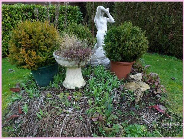 un petit tour au jardin!!!
