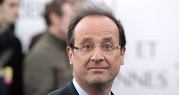 Le président français François Hollande. Archive photo