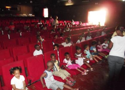 Cinéma à l'IFB