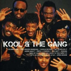 Kool & The Gang - Icon - Complete CD