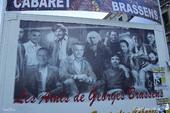 Hommage à Georges Brassens - Sète