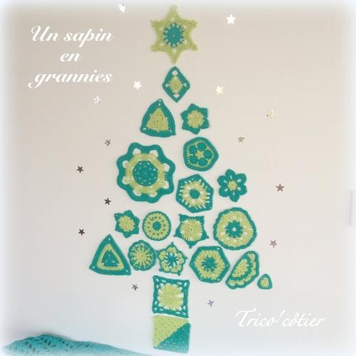 Oh oh oh ! Un sapin de Noël original ! SC 251