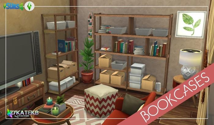 Bibliothèques - Bookcases