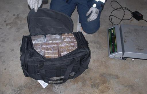 475 kilos de résine de cannabis ont été saisis par les douaniers