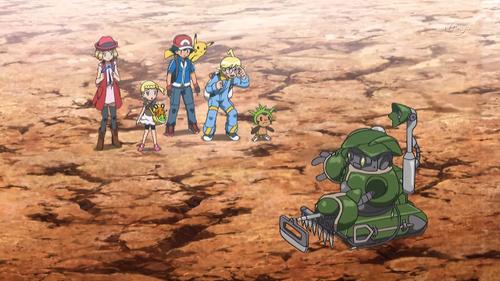 Pokémon XY&Z (S19) épisode 15 en VOSTFR