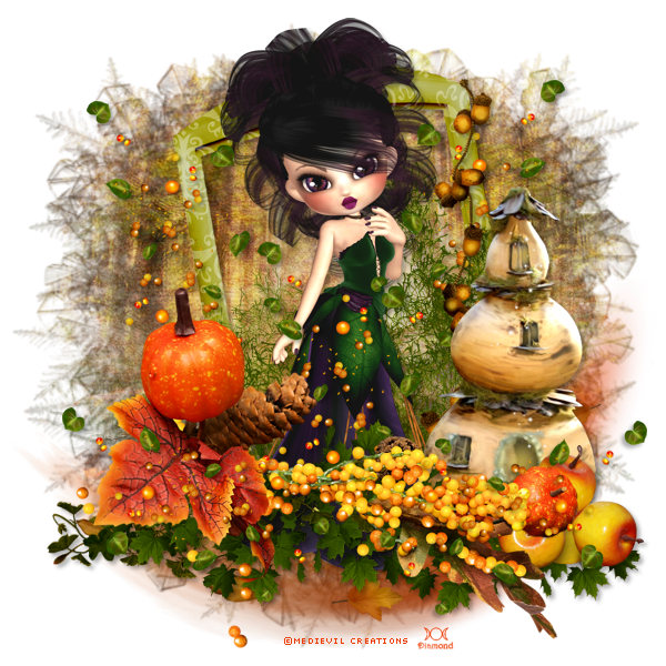 Atelier Halloween 3 chez Cacahuètes creations