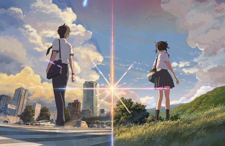 Kimi No Na Wa, le nouveau Makoto Shinkai
