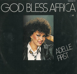 Adelle First - God Bless Africa - Complete LP