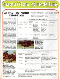 """LA PACIFIC """"NORD"""" CHAPELON"""