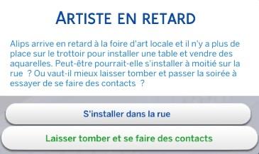 """Carrière """"Peintre"""""""