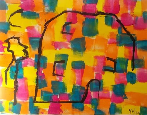 Les maisons selon Klee