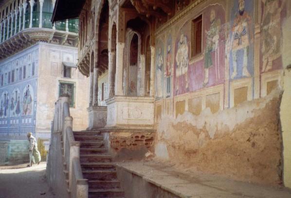 Shekhawat (maisons peintes)