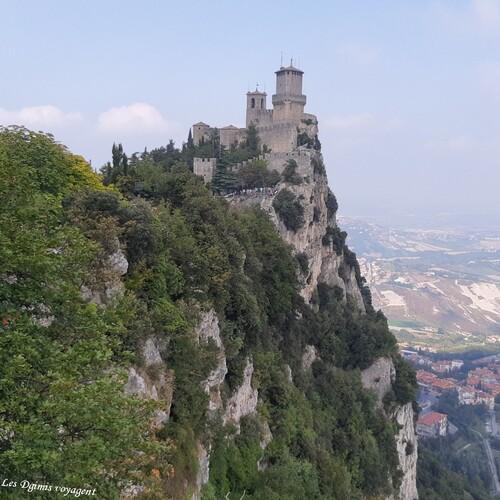 Arrivés en Italie - San Marino