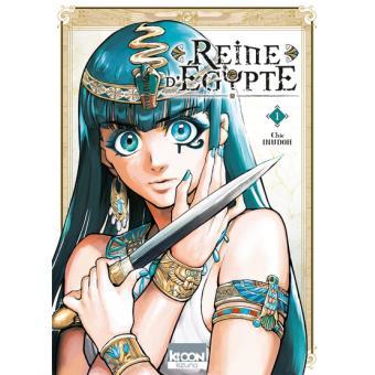 Manga - Reine d'Egypte, tome 1